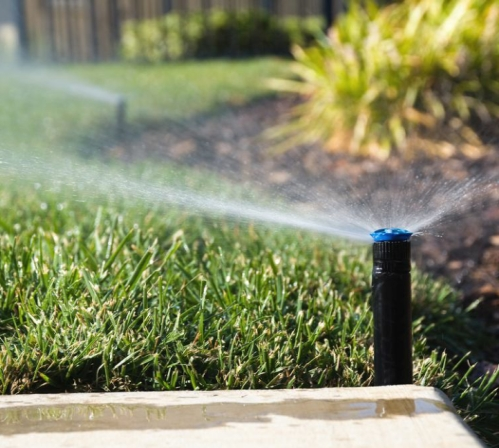sprinkler repair in Robertsdale AL